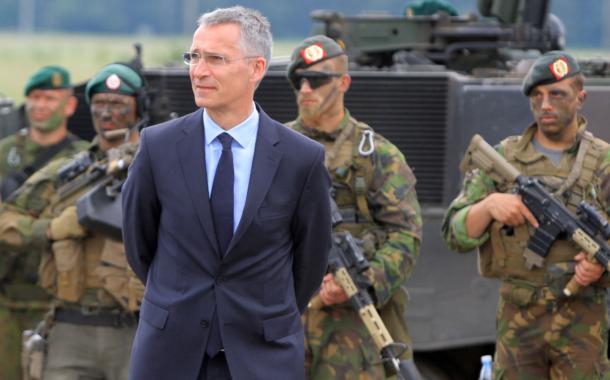 មេបញ្ជាការ NATO ដែលមាន 29 ប្រទេស ផ្ញើសារម៉េច ទៅកាន់កូរ៉េខាងជើង?