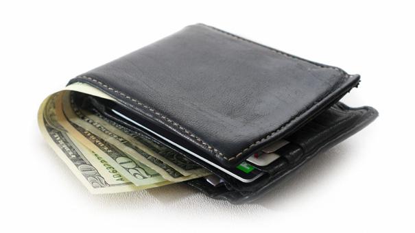 I lost my wallet
