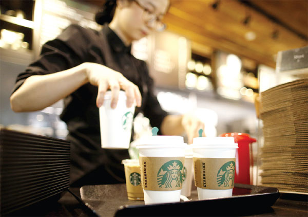Starbucks hikes prices as 'costs rise'