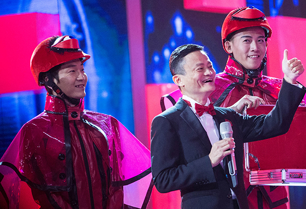 Alibaba sees its sales up at least 48%