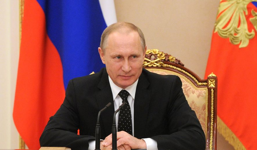 Vladimir Putin denies Russian role in DNC hack, rejects 'absurd' claims