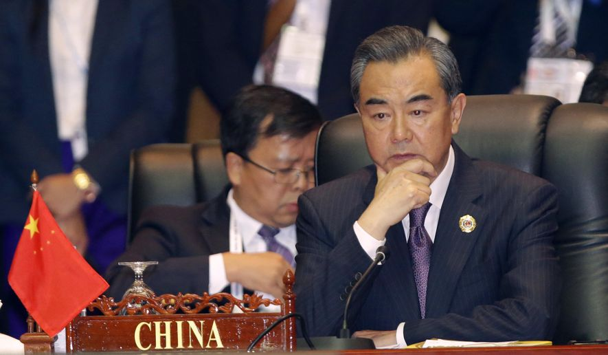 Analysis: China emerges more muscular after ASEAN meetings