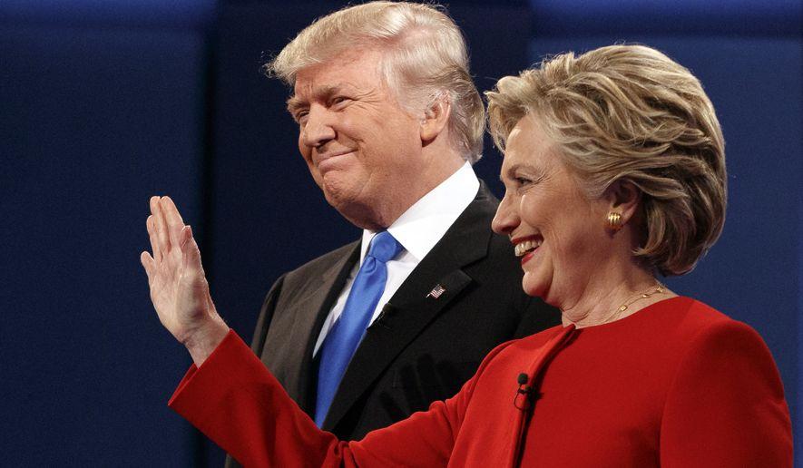 2016 election pits maverick against establishment, experience against change