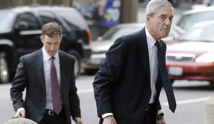 Longtime FBI Director Mueller named special counsel to investigate Russian meddling in election