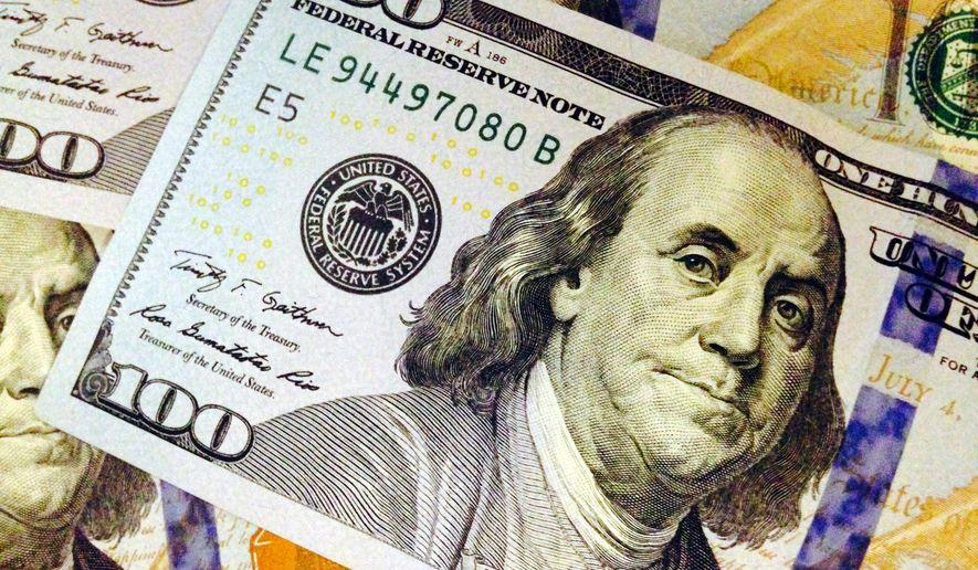 Nostalgia: national debt was $9 trillion in 2007